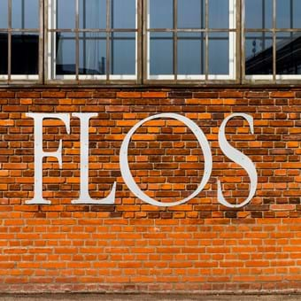 Flos Scandinavia, Showroom, Petersen Tegl, Petersen Cover