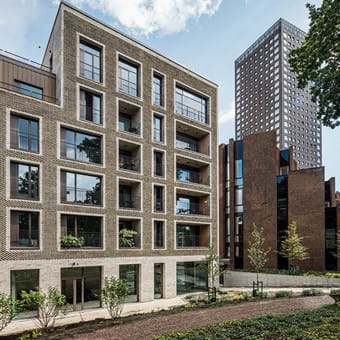 Wienerberger Brick Award 2018, Carlsberg Foundation Researcher Apartments, Praksis Arkitekter, Petersen Tegl, D190
