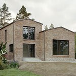 Wienerberger Brick Award 2018, House Juniskär, Hermansson Hiller Lundberg Architects, Petersen Tegl, D48