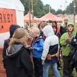 Spejdernes Lejr 2017, Scout & Guide Jamboree 2017, Petersen Tegl, Teglværket, The Brickworks, working with bricks