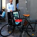 pop-up embassy, Benedikt Wechsler, Swiss embassy, Petersen Tegl, Danish Design Awards, Swiss military bicycle