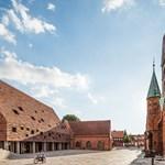 Wienerberger Brick Award 2018, Kannikegården, Parish Hall, Ribe, Lundgaard & Tranberg, Petersen Tegl, C48