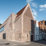 Wienerberger Brick Award 2018, European Hansemuseum, Studio Andreas Heller Architects & Designers, Petersen Tegl, Custom-made brick