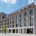 Wienerberger Brick Award 2018, Carlsberg Foundation Researcher Apartments, Praksis Arkitekter, Petersen Tegl, D190
