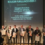 Petersen D96, Norwegian Masonry Award , Petersen Tegl, Furulundsveien